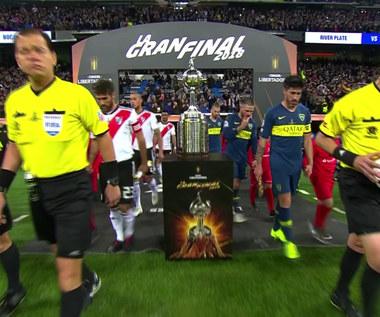 Finał Copa Libertadores. River Plate - Boca Juniors 3-1 po dogrywce. Wideo