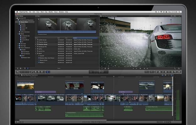 Final Cut Pro X obiecywał rewolucję na rynku - i rzeczywiście, doszło prawie do zamieszek /materiały prasowe
