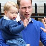 Finał Euro 2020: Książę George ubrany w garnitur kibicuje piłkarzom! To wina Kate