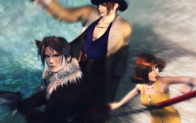 Final Fantasy VIII /materiały prasowe
