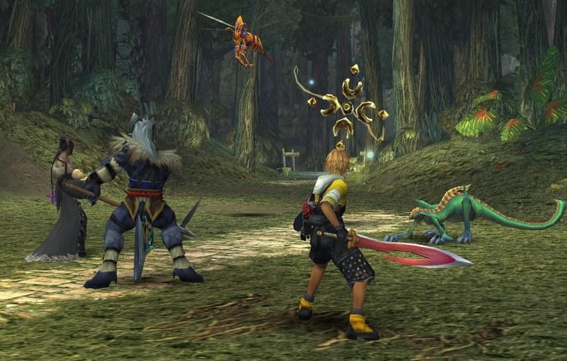 Final Fantasy X - do dziś jeden z najlepszych RPG-ów w historii /materiały prasowe