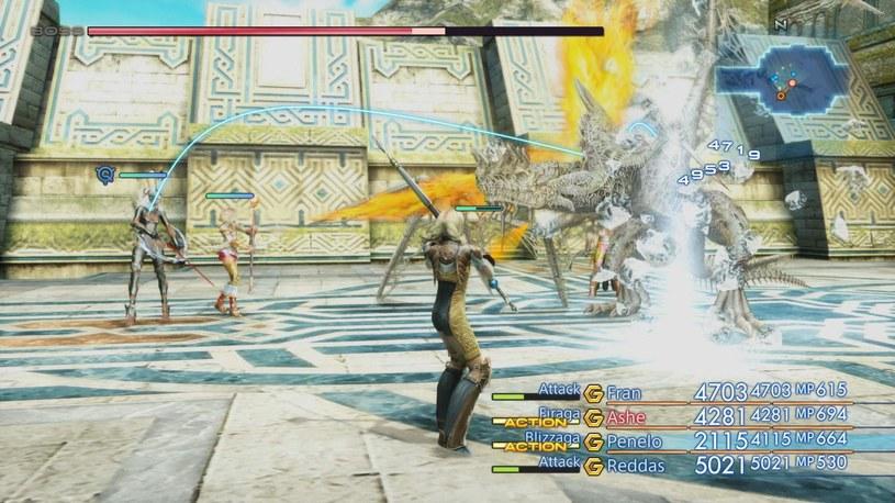 Final Fantasy XII: The Zodiac Age /materiały prasowe