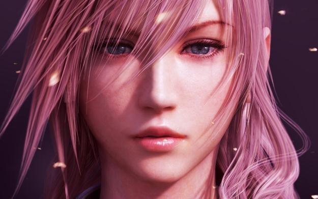 Final Fantasy XIII-2 - motyw graficzny /Informacja prasowa