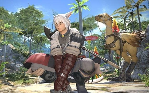 Final Fantasy XIV: A Realm Reborn /materiały prasowe