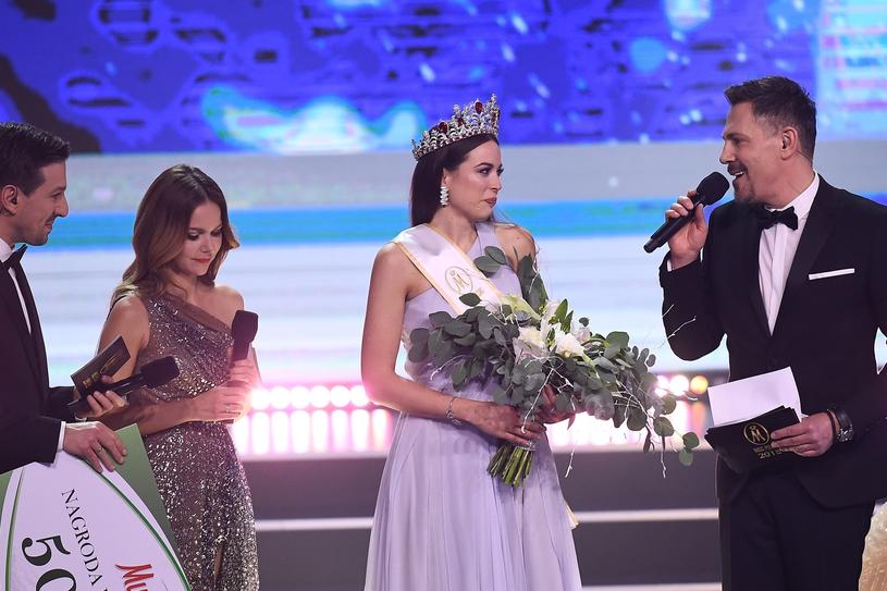 Finał konkursu Miss Polski 2018 /Mateusz Jagielski /East News