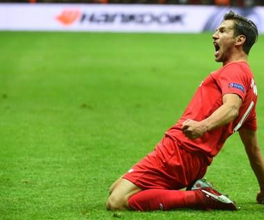 Finał Ligi Europejskiej: Dnipro Dniepropietrowsk - Sevilla 2-3 na Stadionie Narodowym