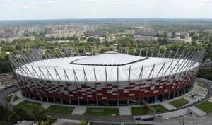 Finał Ligi Europejskiej na Stadionie Narodowym!