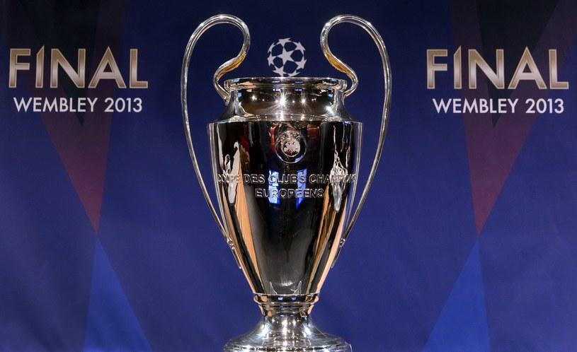Finał Ligi Mistrzów zostanie rozegrany 25 maja na londyńskm Wembley /AFP