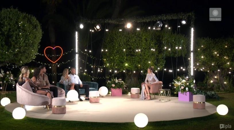 "Finał ""Love Island. Wyspa Miłości""! /Polsat /Polsat"