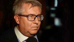 """Finał procesu ws. słów o """"szmalcownikach"""". Ryszard Czarnecki ma przeprosić"""
