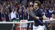 Finał Pucharu Davisa: Belgia - Wielka Brytania 1-2 po dwóch dniach