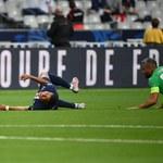 Finał Pucharu Francji. Kylian Mbappe kontuzjowany