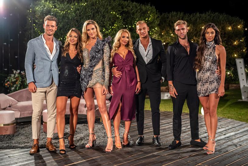 Finaliści Love Island /Polsat /Polsat