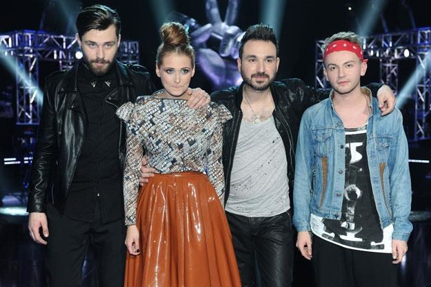 "Finaliście ""The Voice Of Poland"" w komplecie /MWMedia"