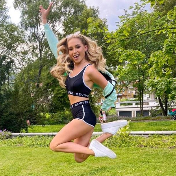 Finalistki Miss Polski 2021 podczas sesji zdjęciowej /materiały prasowe