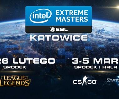 Finały 11. sezonu Intel Extreme Masters Katowice w dwa weekendy. Pula nagród ok. 2,5 mln złotych