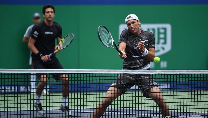 Finały ATP: Łukasz Kubot/Marcelo Melo - Mike Bryan/Jack Sock 3:6, 6:7 w grupie Knowlesa/Nestora