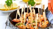 Finger food – przyjęcie na stojąco
