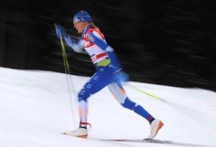 Finka wygrała zawody w Val di Fiemme /AFP
