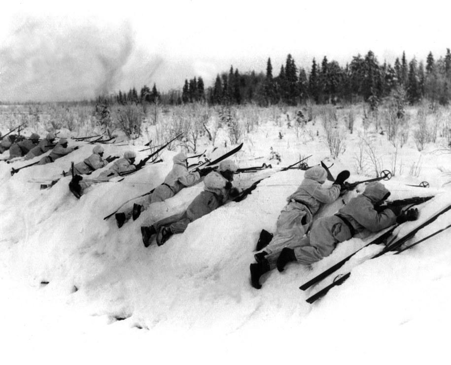 Finlandia straciła Karelię w wyniku wojny zimowej w latach 1939-40 /DPA /PAP/EPA