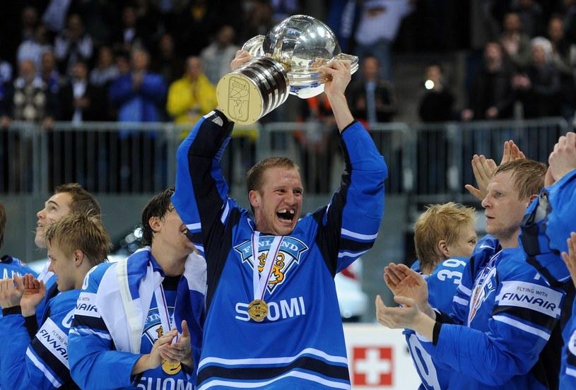 Finowie bronią mistrzowskiego tytułu /AFP
