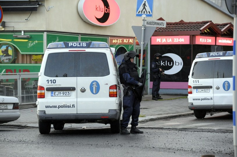 Fińska policja, zdj. ilustracyjne /AFP