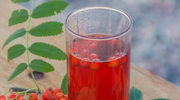 Fiński sposób na przeziębienia - sok lub smoothie z jarzębiny