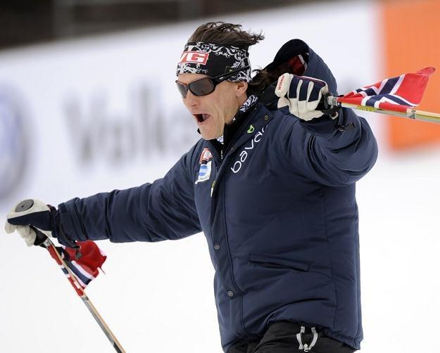 Fiński trener Mika Kojonkoski uwielbiał konkursy PŚ w Zakopanem /AFP