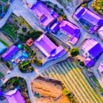 Fioletowa wyspa: Turystyczna destynacja ery Instagrama