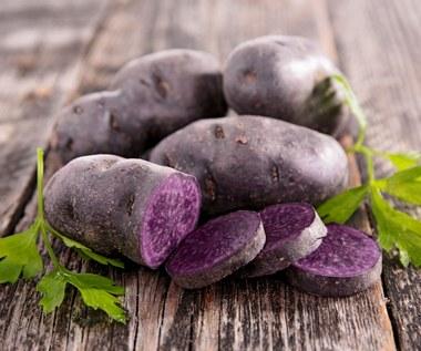 Fioletowe ziemniaki: Pomagają schudnąć i chronią przed rakiem