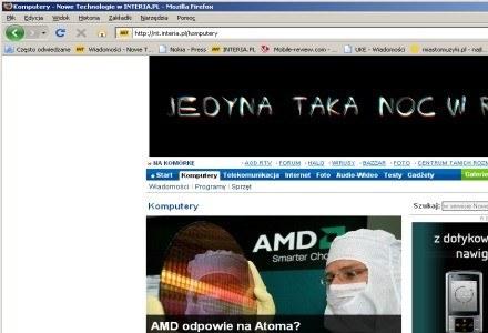 Firefox 3 /INTERIA.PL