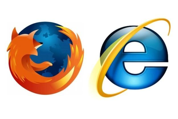 Firefox 4 szybko zdobył większą popularność niż nowy Internet Explorer /materiały prasowe