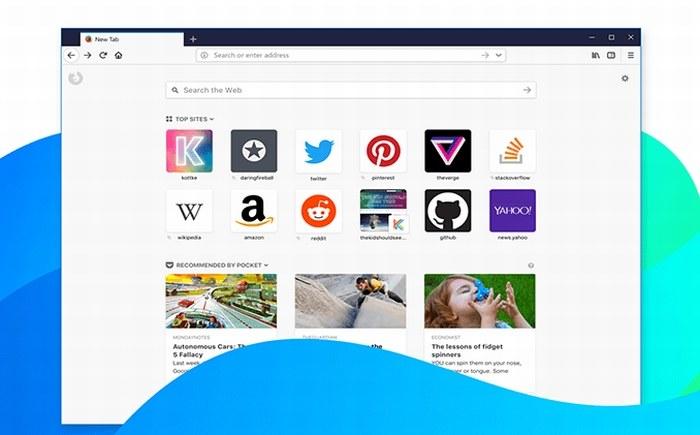 Firefox 68 /materiały prasowe