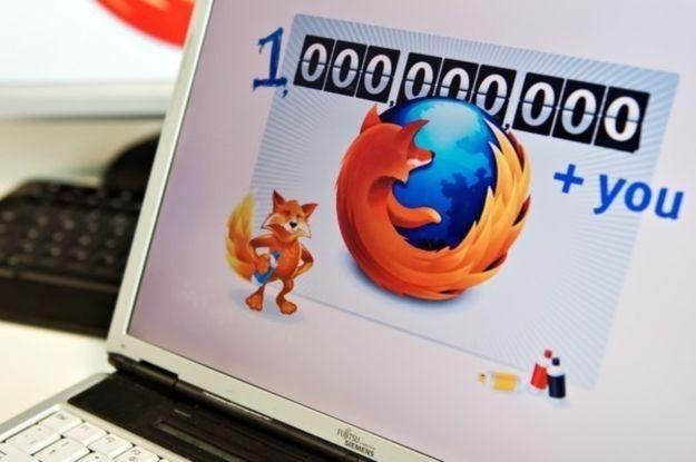 Firefox - nadal stoi mocno w Polsce, ale jego wzrost popularności jest niższy w stosunku do IE /AFP