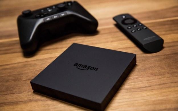 FireTV - nowy system Amazonu /AFP