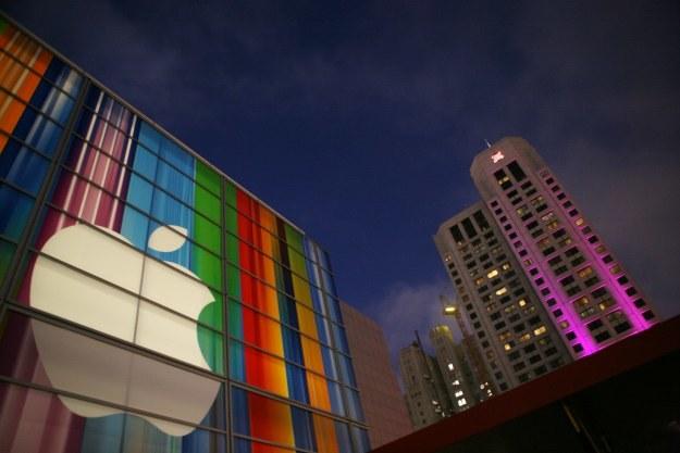 Firma Apple rozważna stworzenie konkurencji dla serwisów oferujących streamowanie muzyki. /AFP