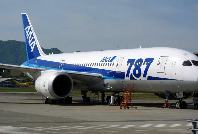 Firma Boeing liczyła, że Dreamliner stanie się jej największym od lat przebojem eksportowym. /JIJI PRESS /AFP