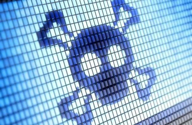 """Firma Check Point zhakowała hakerów łamiąc oprogramowanie ransomware """"DirCrypt"""". /123RF/PICSEL"""