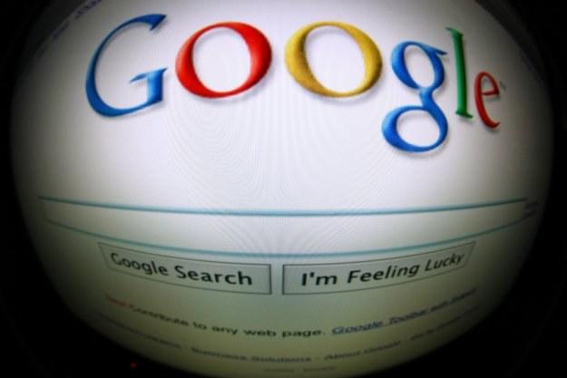 Firma Google złamała australijskie przepisy o ochronie danych osobowych /AFP