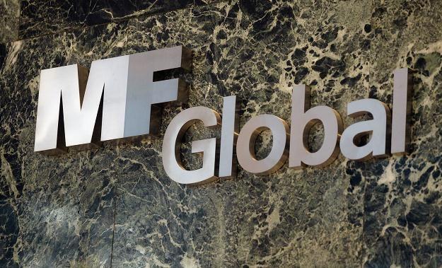 Firma MF Global została pierwszą wielką ofiarą zawirowań w strefie euro /AFP