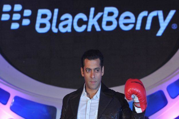 Firma RIM - producent tabletów Blackberry Playbook podejmuje rękawicę /AFP