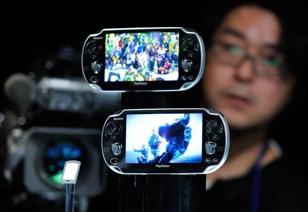 Firma Sony chwali się, że jej mobilna konsola generuje grafikę zbliżoną do tej z PlayStation 3 /AFP