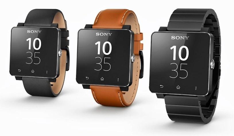 Firma Sony nie chce brnąć w system Android Wear. Wystarczą im własne smartwatche /materiały prasowe