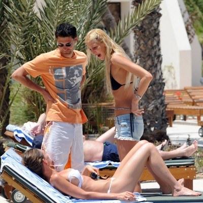 Firma Sunny Days na początku woziła turystów do Tunezji /AFP