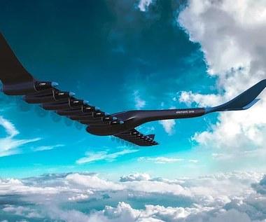 Firma z Singapuru opracowuje samolot napędzany energią wodorową