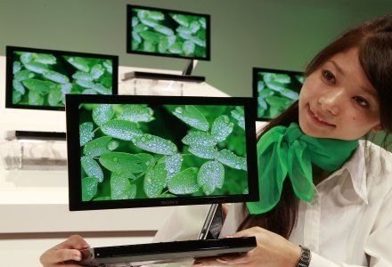 Firmie Sony udało się sprzedać w Japonii zaledwie ok. 2000 telewizorów OLED /AFP