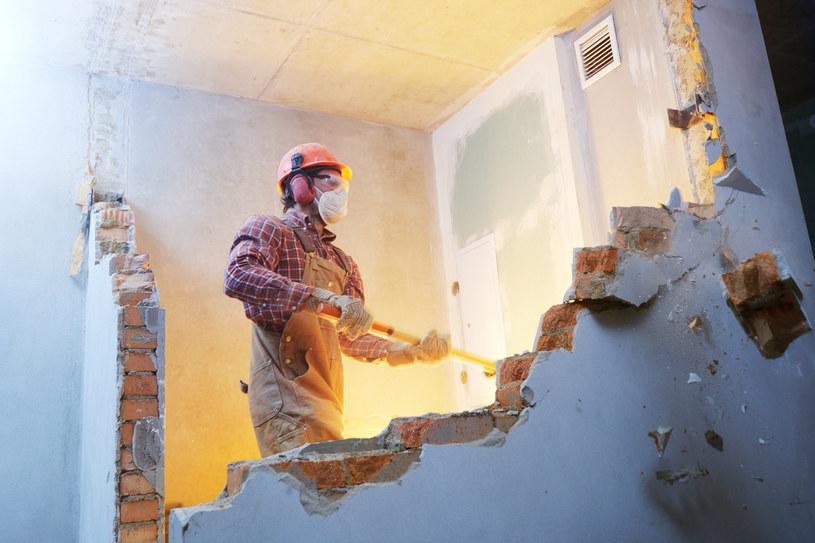 Firmy budowlane mają co robić. Skutki zamknięcia gospodarki powoli zanikają /123RF/PICSEL