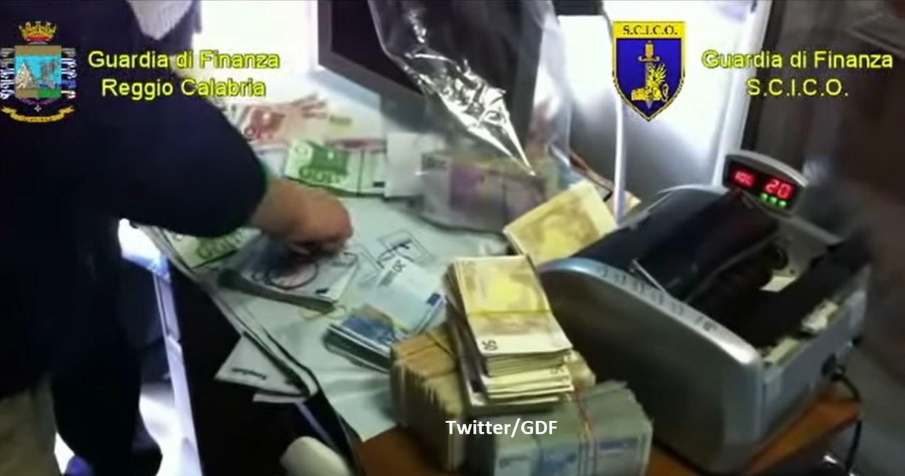 Firmy, budynki, działki. Skonfiskowano majątek mafii z Kalabrii o wartości 124 mln euro