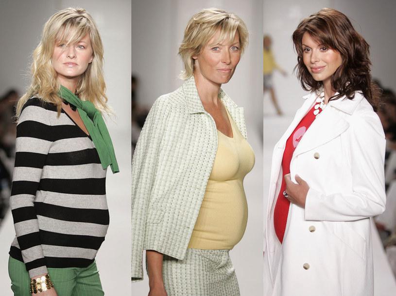 Firmy odzieżowe przygotowują specjalne serie ubrań dla kobiet ciąży  /Getty Images/Flash Press Media