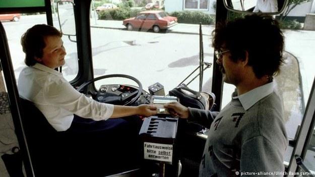 Firmy przewozowe w Niemczech szukają kierowców autobusów /Deutsche Welle